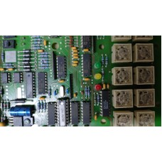Aerocom AC50 DS Station Operation Panel PCB+Tuş Takımı