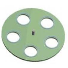 Klape iç plakası Galv. Metal (Tip 110)