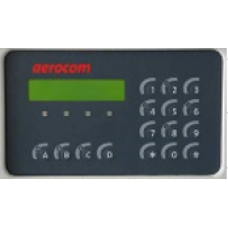 Aerocom AC3000  COM Station Oper.Pan. Ecran Clavier Horizantal -PVC