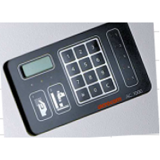 Aerocom AC1000 COM Station Operation Panel Keypad Foil-PVC