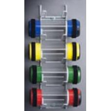 Taşıyıcı Rafı, Çelik,E.Statik Boya, 5 taşıyıcı kapasiteli
