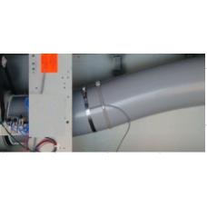 Aerocom AC3000 Diverter S Tube complete OD:110