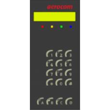 Aerocom AC3000 TITAN Station Operation Panel Tuş Takımı -Ön Paneli